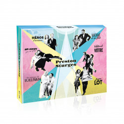 COFFRET PRESTON STURGES