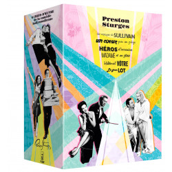Coffret Preston Sturges DVD