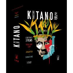 Coffret Takeshi Kitano